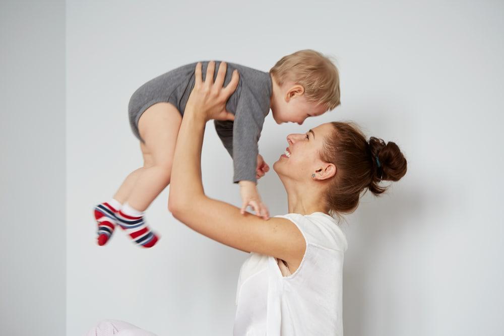 donna-e-bambino