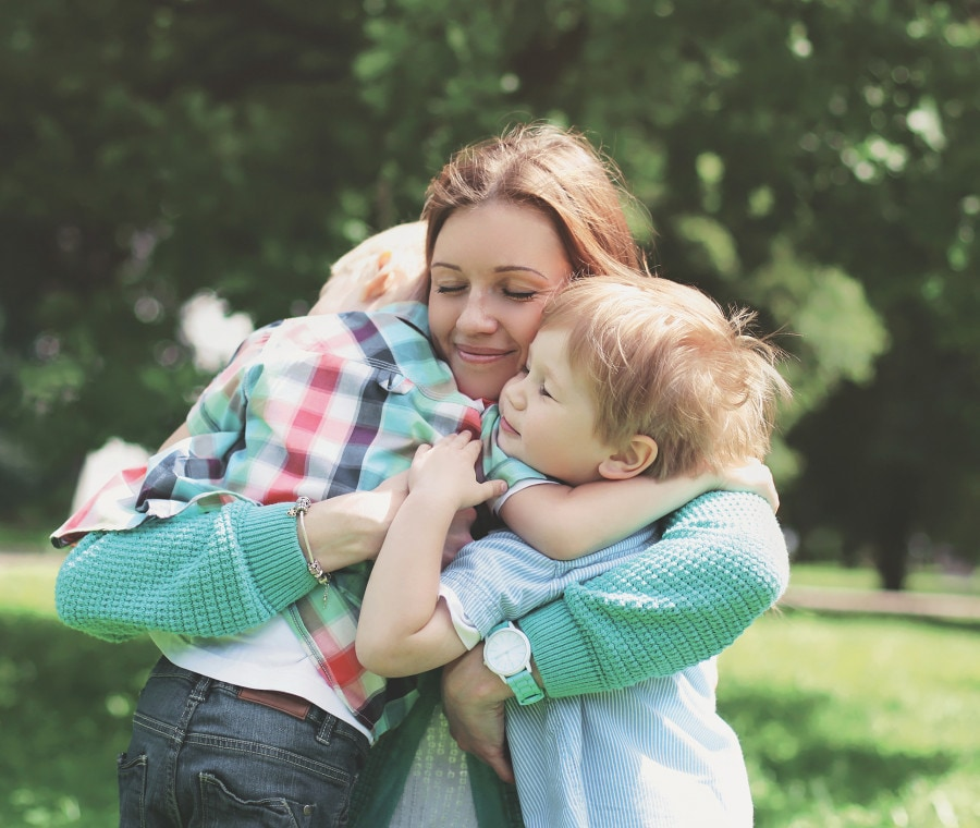 mamma-due-bambini