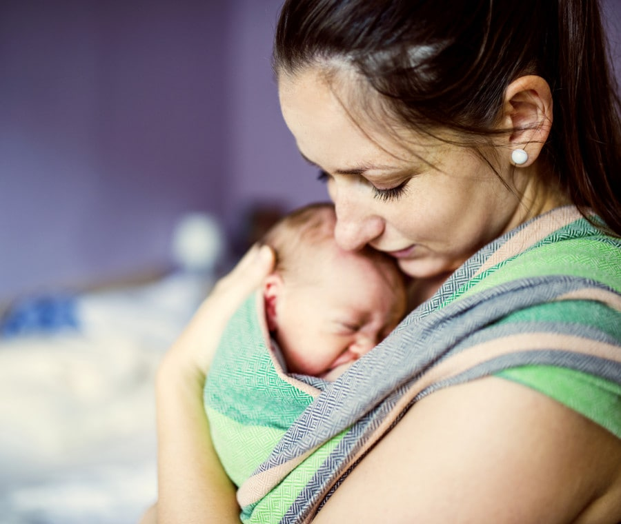 donna-e-neonata