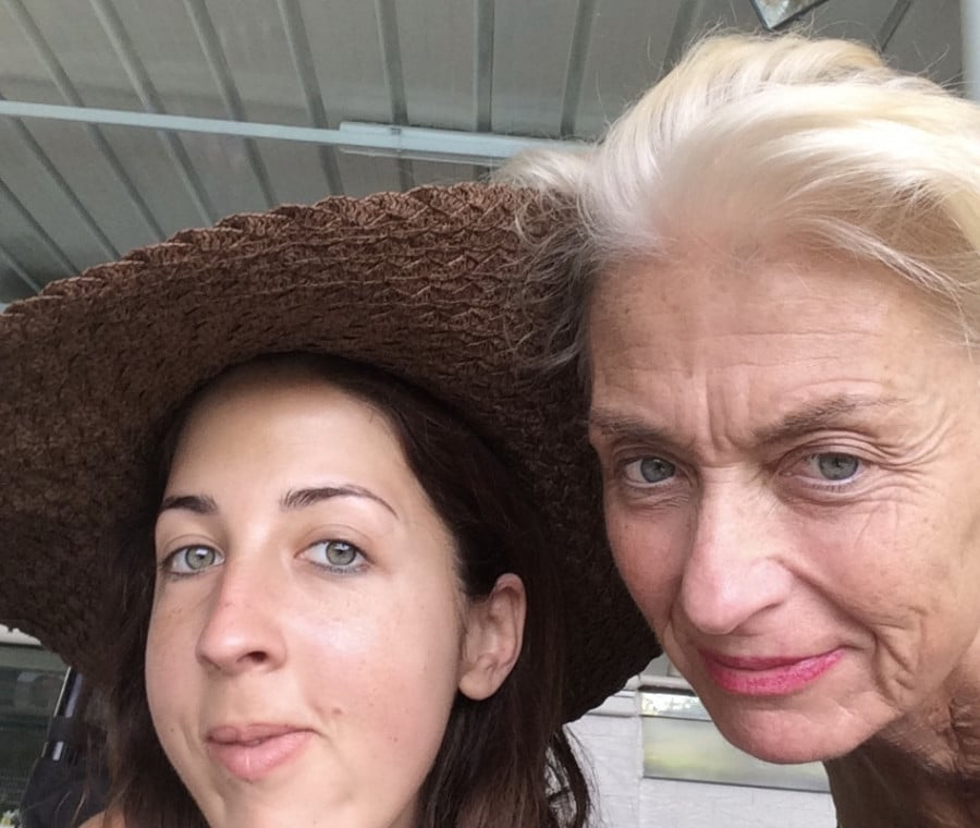 alice-greco-con-la-mamma-bruna
