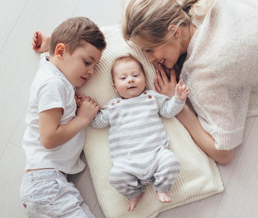 mamma-figli