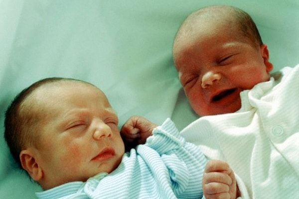 I miei gemellini, nati a 33 settimane