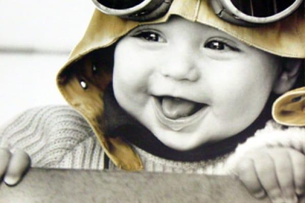 Il sorriso del figlio appaga la mamma, lo dimostra una ricerca