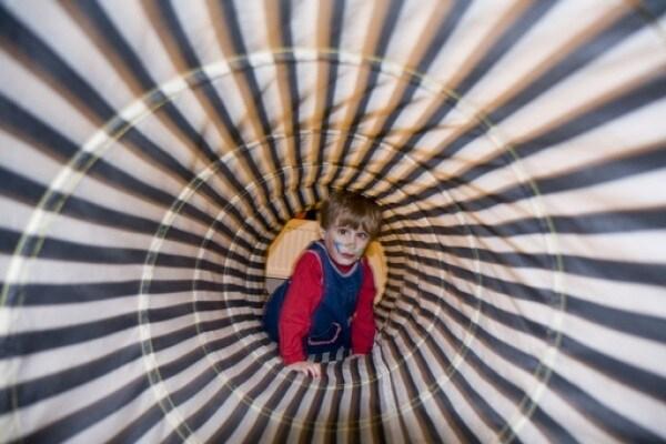 C'è sempre una luce in fondo al tunnel. La mia oggi ha tre mesi