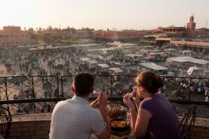coppia-Marrakech