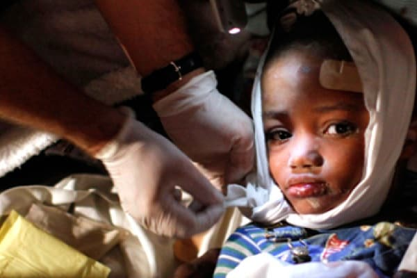"Emergenza Haiti: ""Terre des hommes"" in azione"