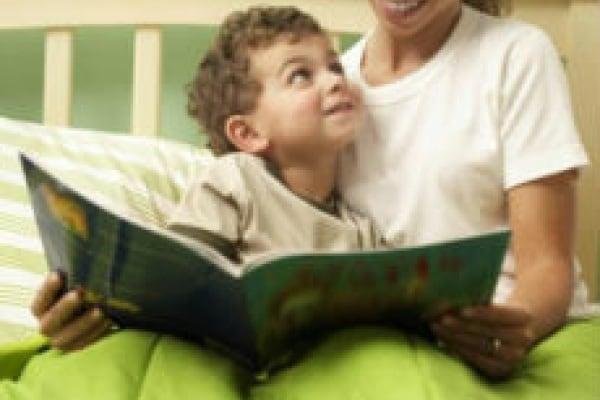 Mamma, mi leggi una storia?