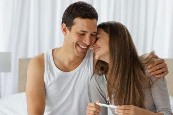 Test di gravidanza positivo!