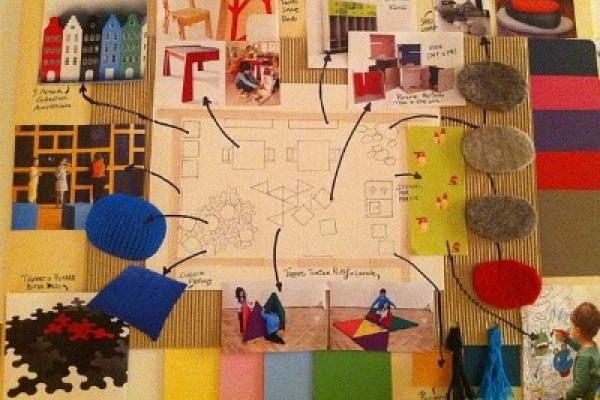 Un architetto per uno spazio ecosostenibile e a misura di bambino