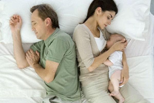 Post parto ed allattamento, non sempre una bella esperienza