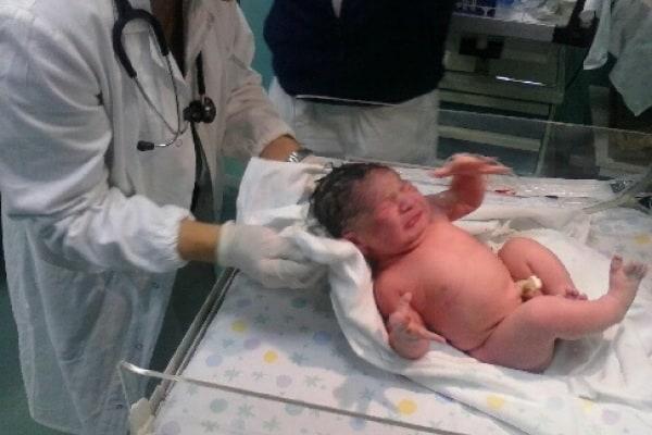 Il mio parto: l'esperienza migliore della mia vita