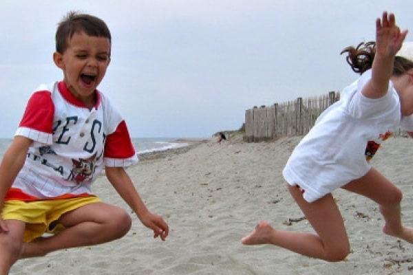 25 spiagge a misura di bambino