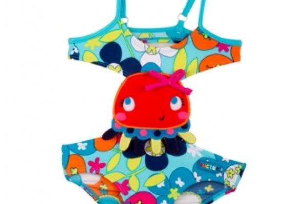 Moda estate 2014 per bambini: animali marini (e non solo...)!