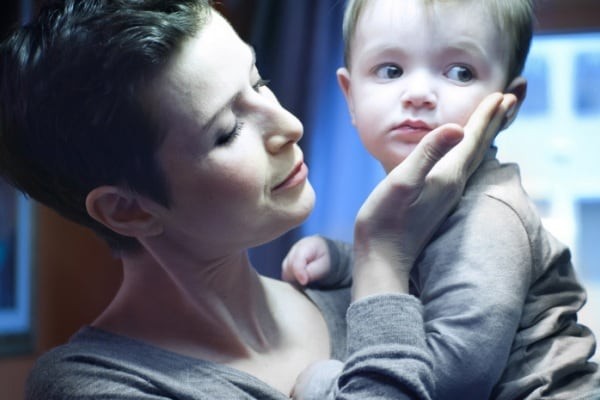 Positiva allo streptococco: mio figlio, un doppio miracolo!