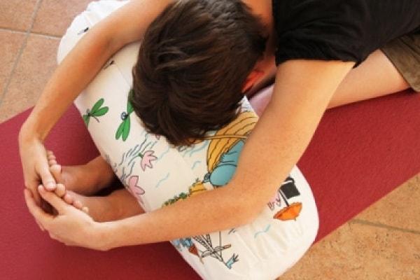 Lo yoga, la rete e una pagina su Etsy per Harriet