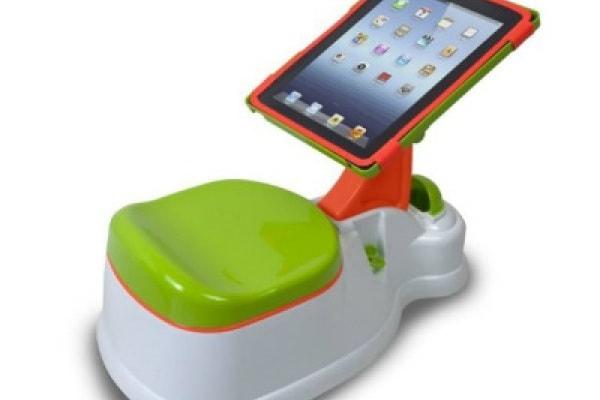 iPotty, il vasino per bambini tecnologici