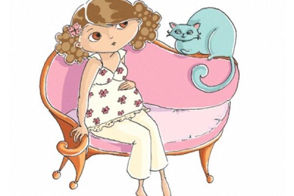 Gravidanza e gatto: quando non hai gli anticorpi della toxoplasmosi