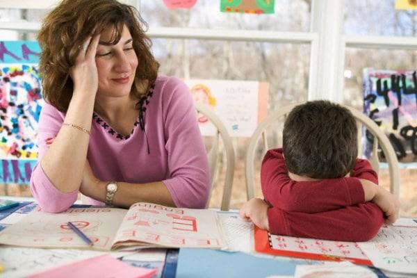 Cosa fare se il bambino non vuole andare a scuola