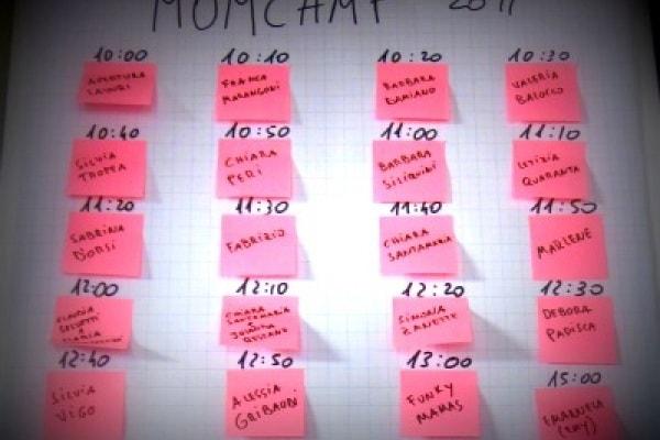 Mamme nella rete al MomCamp per parlare del futuro delle mamme 2.0