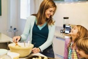 mamma-e-figli-in-cucina