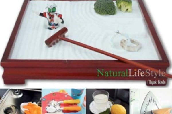 Miyuki Ikeda svela in un libro come utilizzare il bicarbonato in casa