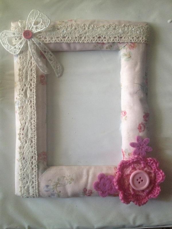 Lavoretto Per La Festa Della Mamma La Cornice Imbottita