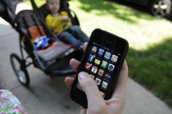 L'eredità di Jobs per i figli e le apps dell'iPhone per futuri genitori