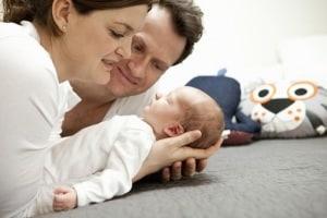 famiglia-neonato