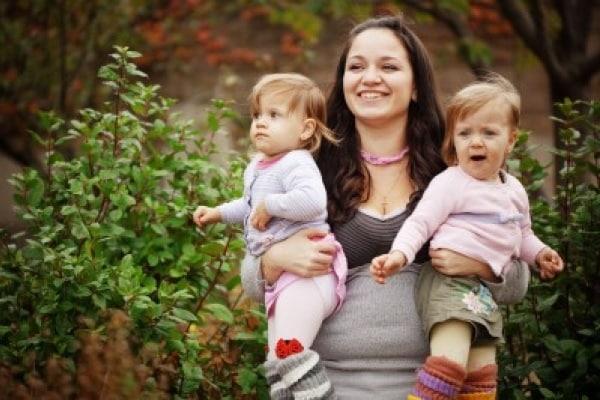 Avere due figli con la crisi è possibile!