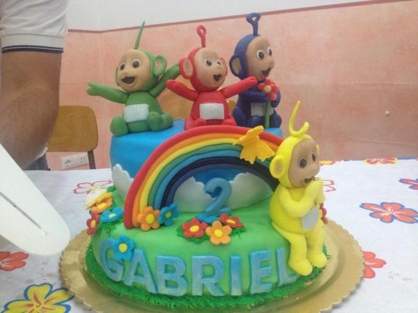 Très Torte di compleanno per bambini: 20 idee delle mamme | Mammenellarete IY93