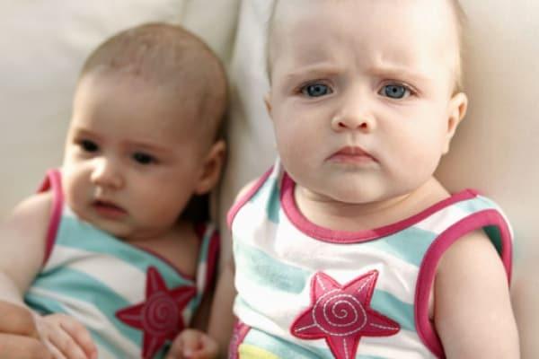 Parto prematuro a 34 settimane: i miei due splendidi gemellini identici ce l'hanno fatta