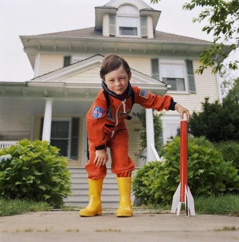 bambino-astronauta