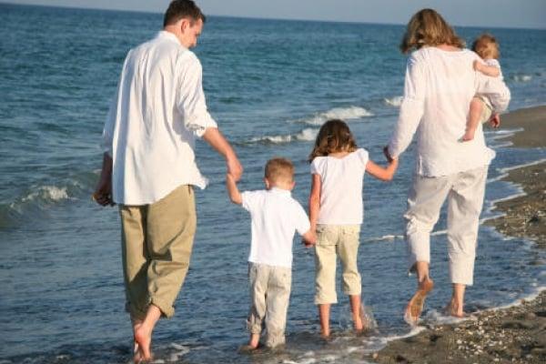 Vacanze con i figli