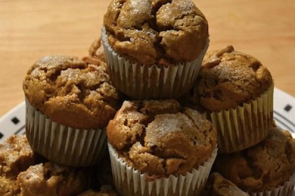 Ricette di Halloween: muffin di zucca