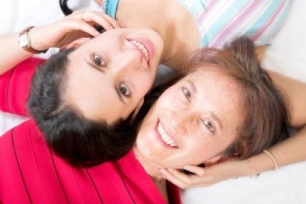 Mamma a 18 anni: mi sono avvicinata tanto alla mia mamma!