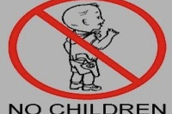 Il movimento per le donne che non vogliono figli