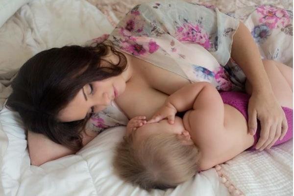 mamme che allattano