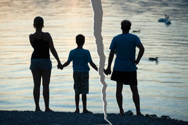 Dopo un divorzio si può essere ancora felici. I figli però devono essere messi davanti a tutto