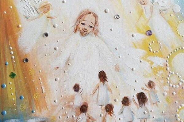 Dipinto Alena Kalchanka Art