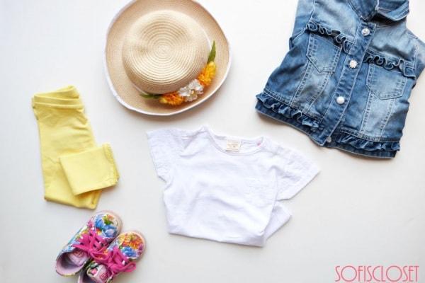 Look estivi delle bambine: 10 proposte sfiziose