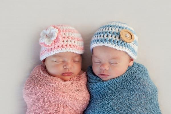 Fivet e incinta! Ora sono mamma di due splendidi gemelli e non solo