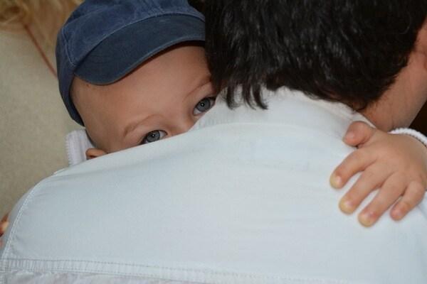 I momenti in cui un figlio diventa grande