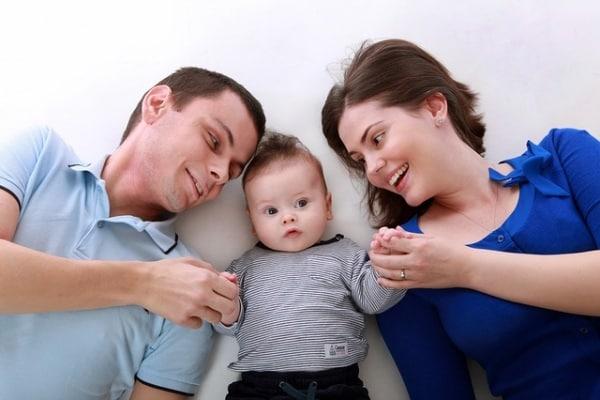 Una storia familiare difficile e travagliata: essere mamma è la mia vita