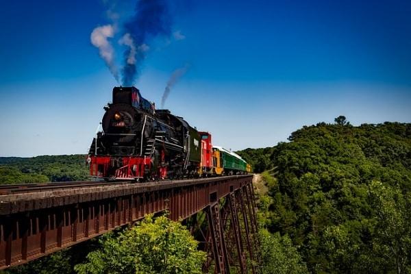 viaggio treno