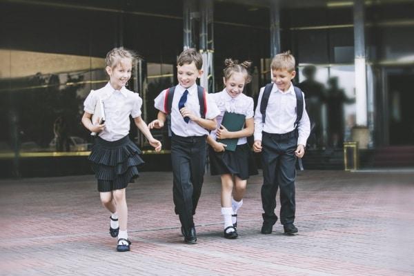 uniforme scuola