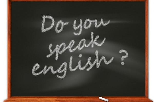 inglese lavagna
