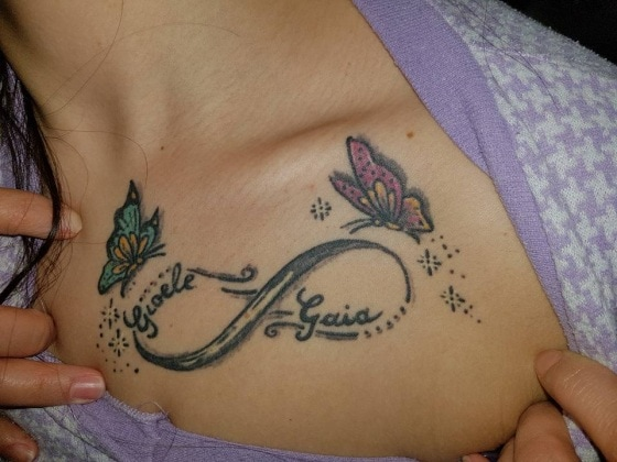 Tatuaggi per il figlio 30 idee diverse dal solito nome for Idee tatuaggi nomi figli