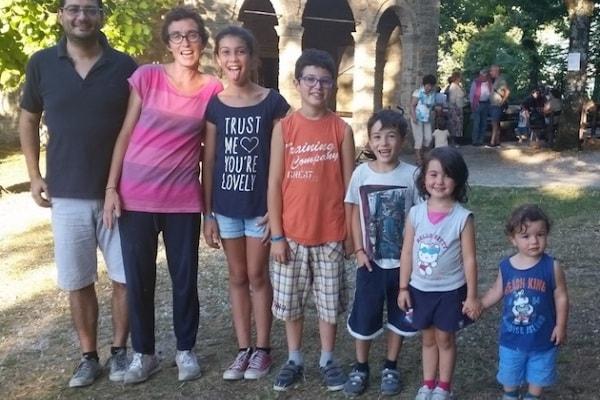 Da disoccupato a creatore di Radio UAO: la storia di Marco, papà di 5 figli