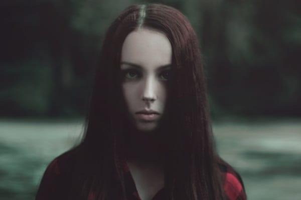donna tristezza