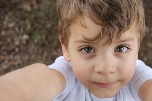 Il primo amore di mio figlio a 7 anni
